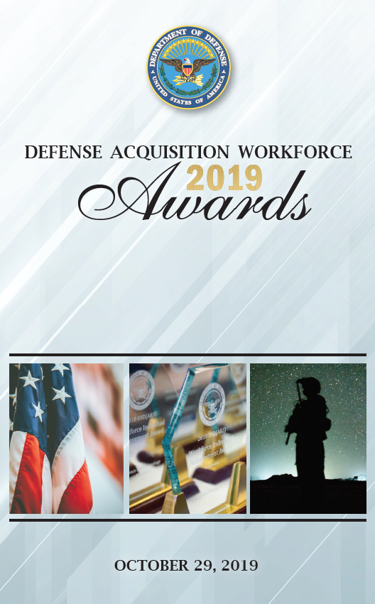 Defense Acquisition Workforce Awards