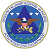 Office of the Under Secretary of Defense for Acquisition & Sustainment Logo