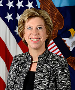 Ellen M. Lord the Undersecretary of Defense for AT&L