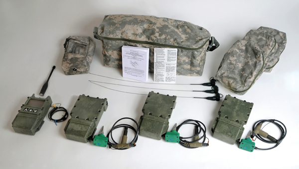 Physical Security Equipment Action GroupBattlefield Anti-Intrusion System (BAIS)